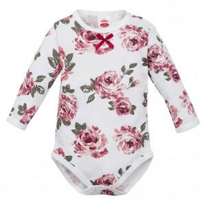 Body pentru bebelusi cu trandafiri - Colectia Roses