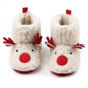 Cizmulite din blanita - Little Reindeer