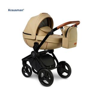 Krausman - Carucior 3 in 1 Topaz Lux Beige