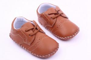 Pantofiori eleganti maro
