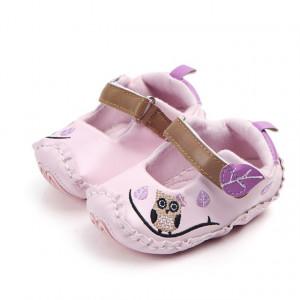 Pantofiori fetite roz - Little owl