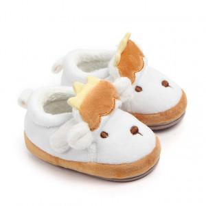 Pantofiori imblaniti - Printul fermecator