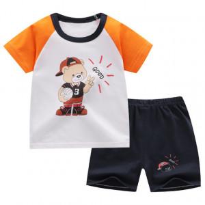 Pijama pentru baietei - Teddy