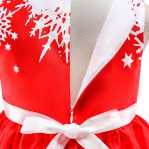 Rochita rosie - Happy Santa Claus