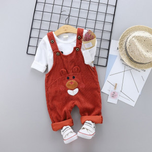 Salopeta bebelusi caramizie - Bear