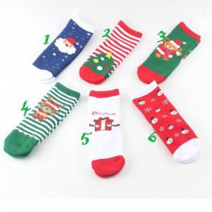 Sosetele pentru bebelusi - Merry Christmas