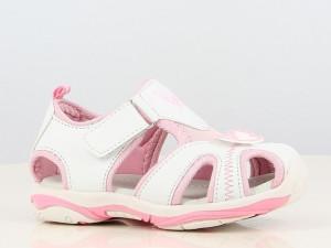 Sandale pentru fetite cu fluturas