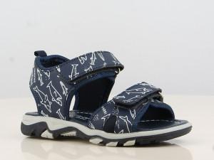 Sandale bleumarine - Under the Sea