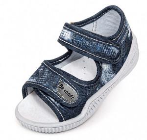 Sandalute pentru baietei - Be cool!