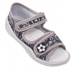 Sandalute pentru baietei - Jas