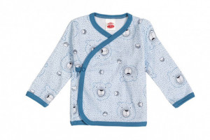 Bluzita pentru bebelusi - Colectia Teddy Smile