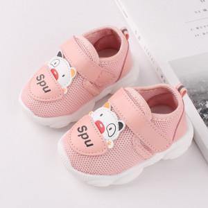 Adidasi roz pentru fetite - Spu