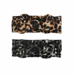 Bentita cu imprimeu leopard