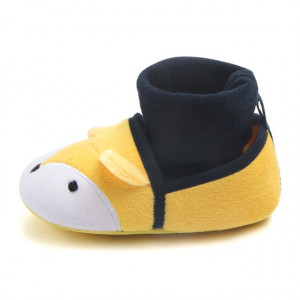 Botosei cu ciorapel - Vulpita galbena