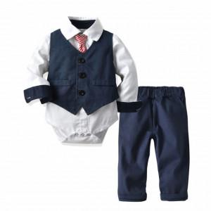 Costum bebelusi cu vestuta