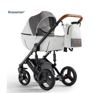 Krausman - Carucior 3 in 1 Nexxo White