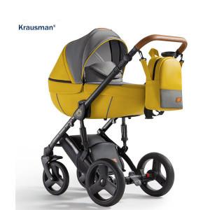 Krausman - Carucior 3 in 1 Nexxo Yellow
