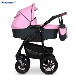 Krausman - Carucior Kraus Clasic Pink