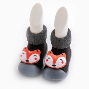 Mocasini cu talpa antiderapanta - Foxy