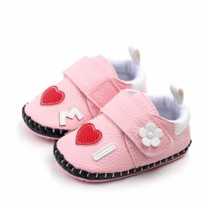 Pantofiori fetite roz - Love
