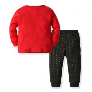 Pijama copii - Omul de zapada