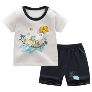 Pijama pentru baietei - Surfing