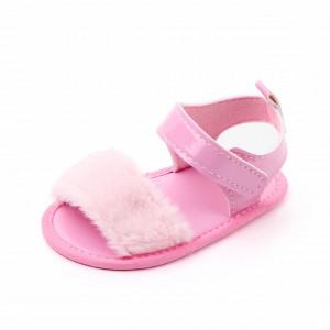Sandalute roz - Pufi