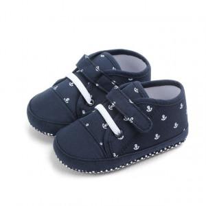 Tenisi bebelusi bleumarine - Ancore