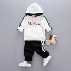 Trening bebelusi alb - Mishow