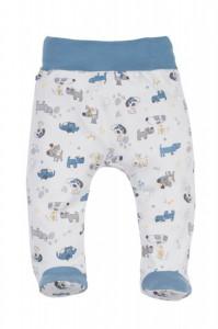 Pantaloni pentru bebelusi - Colectia Dogs