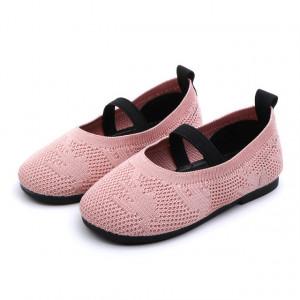 Balerini roz pentru fetite