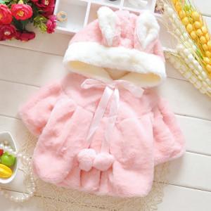 Blanita bebelusi - Iepurasul roz