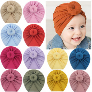 Caciulita tip turban in diverse culori