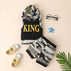 Costumas pentru baietei - King army