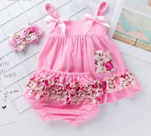 Costumas pentru fetite - Flower