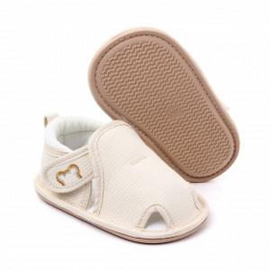 Pantofiori decupati pentru baietei - Teddy
