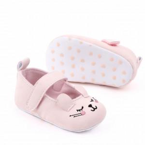 Pantofiori pentru fetite - Pink cat