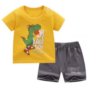 Pijama pentru baietei - Dino baschetbalist