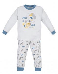 Pijama pentru baieti - Colectia Dogs