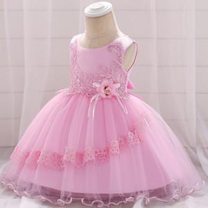 Rochita ocazie - Pink pearls