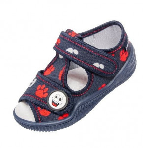 Sandalute pentru baietei - Labute
