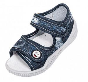 Sandalute pentru baietei - Mingiute