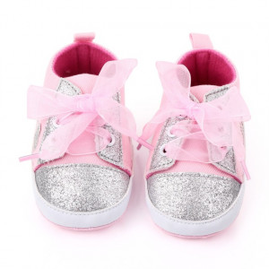 Tenisi fetite - Inimioara argintie
