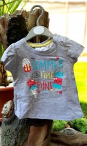 Tricou fetite - Summer time