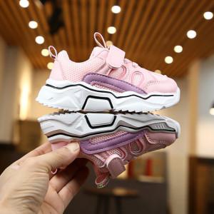Adidasi roz pentru fetite