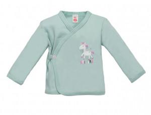 Bluzita pentru bebelusi - Colectia Unicorn Mint