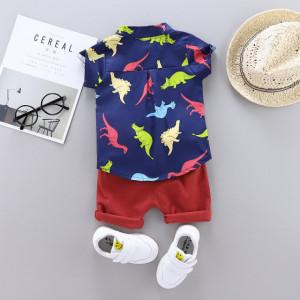 Costum bebelusi - Dragoni colorati