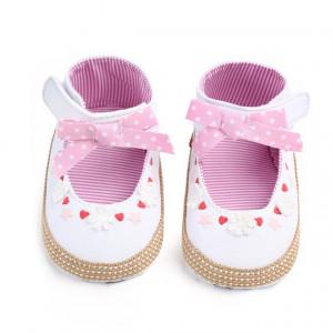 Pantofiori fetite albi - Floricele albe