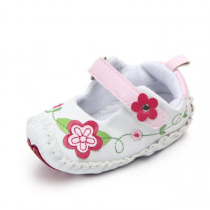 Pantofiori fetite - Floricica roz