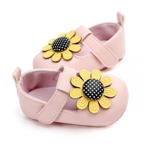 Pantofiori roz - Floarea soarelui